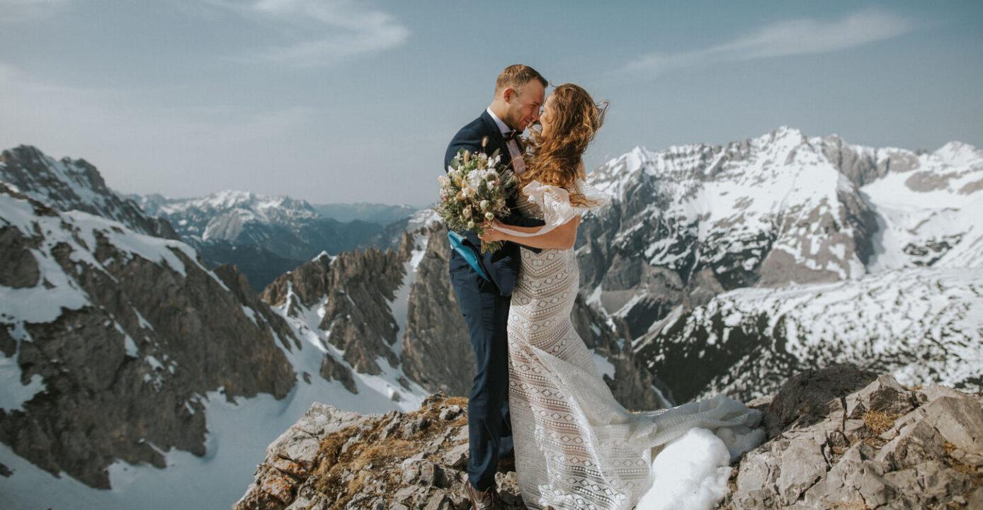 Bild von Iilena und Pascal Wedding auf der Nordkette